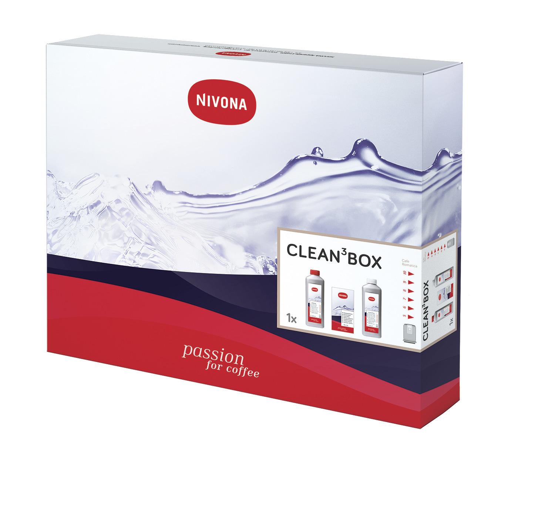 Набор чистящих средств для кофемашин Nivona Clean Box (3 в 1)