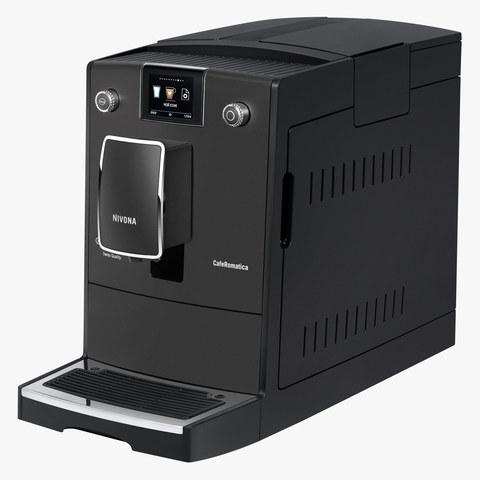 Кофемашина Nivona CafeRomatica NICR 756 чёрный